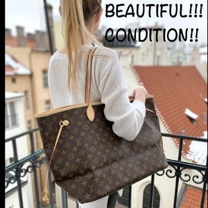 🔥XXXL🔥Louis Vuitton neverfull gm